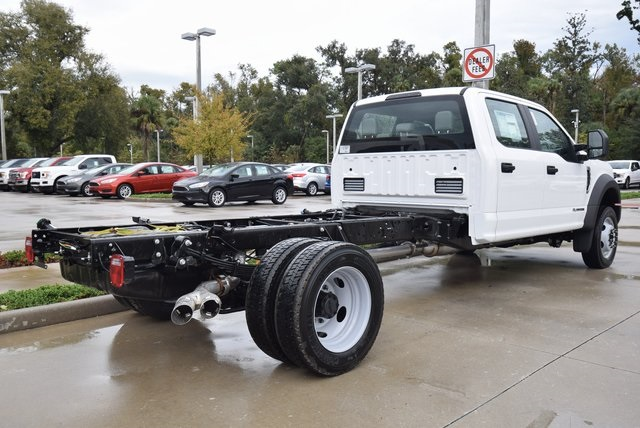 2019 F-550 Crew Cab DRW 4x4,  Cab Chassis #HD02168 - photo 2