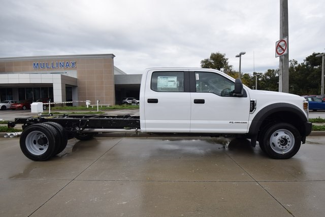 2019 F-550 Crew Cab DRW 4x4,  Cab Chassis #HD02168 - photo 21