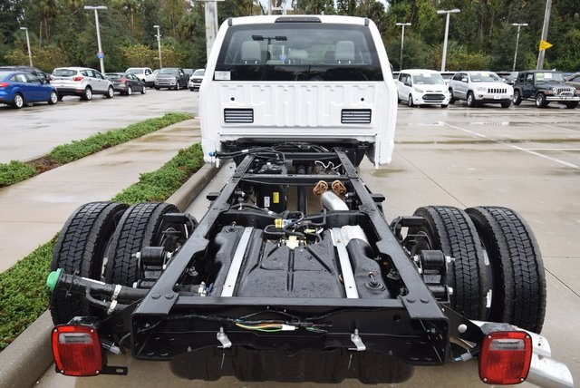2019 F-550 Crew Cab DRW 4x4,  Cab Chassis #HD02168 - photo 22