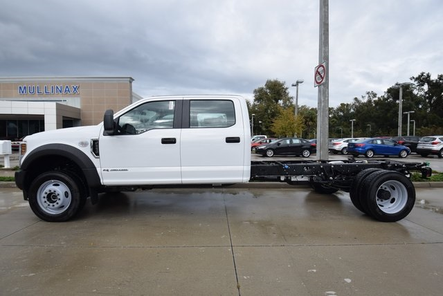 2019 F-550 Crew Cab DRW 4x4,  Cab Chassis #HD02168 - photo 23