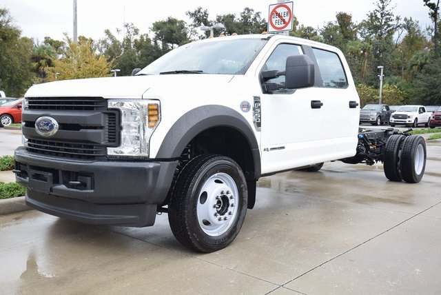 2019 F-550 Crew Cab DRW 4x4,  Cab Chassis #HD02168 - photo 4