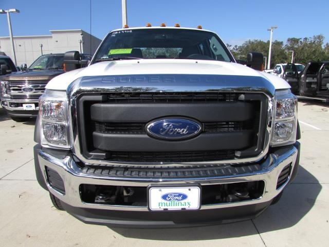 2016 F-550 Crew Cab DRW 4x4, Cab Chassis #HD29938 - photo 3