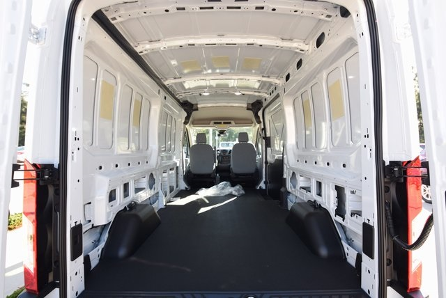 2019 Transit 250 Med Roof 4x2,  Empty Cargo Van #RA08780 - photo 2