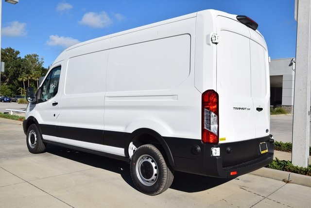 2019 Transit 250 Med Roof 4x2,  Empty Cargo Van #RA08780 - photo 4