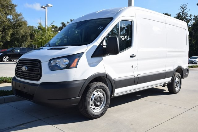 2019 Transit 250 Med Roof 4x2,  Empty Cargo Van #RA08780 - photo 5