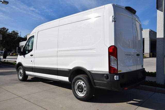 2019 Transit 250 Med Roof 4x2,  Empty Cargo Van #RA19986 - photo 4