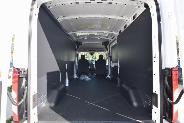 2019 Transit 250 Med Roof 4x2,  Empty Cargo Van #RA27770 - photo 2