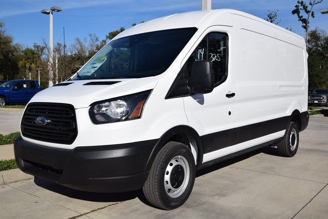 2019 Transit 250 Med Roof 4x2,  Empty Cargo Van #RA27770 - photo 5