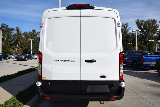 2019 Transit 250 Med Roof 4x2,  Empty Cargo Van #RA34802 - photo 22