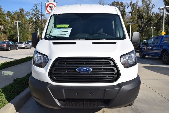 2019 Transit 250 Med Roof 4x2,  Empty Cargo Van #RA34802 - photo 24