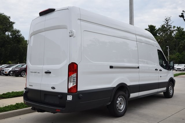 2018 Transit 350 High Roof 4x2,  Empty Cargo Van #RA83444 - photo 3