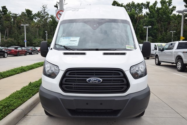 2018 Transit 350 High Roof 4x2,  Empty Cargo Van #RA83444 - photo 24