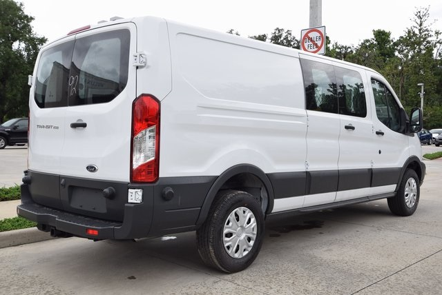 2018 Transit 250 Low Roof 4x2,  Empty Cargo Van #RA83476 - photo 2