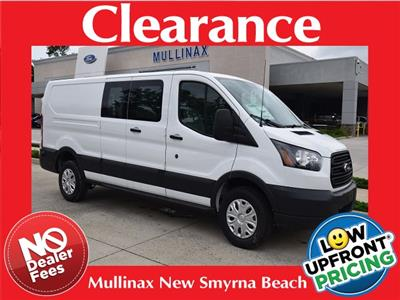 2018 Transit 250 Low Roof 4x2,  Empty Cargo Van #RA83476 - photo 1