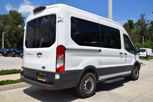 2018 Transit 150 Med Roof 4x2,  Passenger Wagon #RA87106 - photo 2