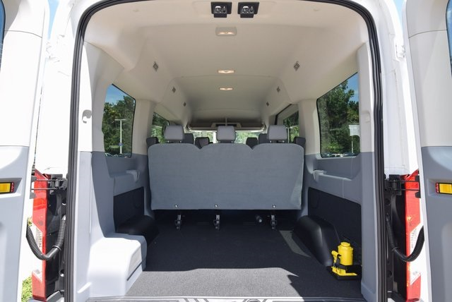 2018 Transit 150 Med Roof 4x2,  Passenger Wagon #RA87106 - photo 24