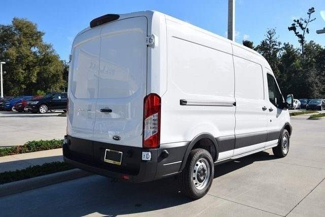 2018 Transit 250 Med Roof 4x2,  Empty Cargo Van #RB40014 - photo 3