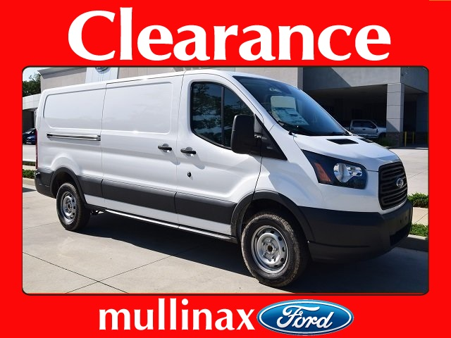 2017 Transit 150 Low Roof 4x2,  Upfitted Cargo Van #RB46044 - photo 1