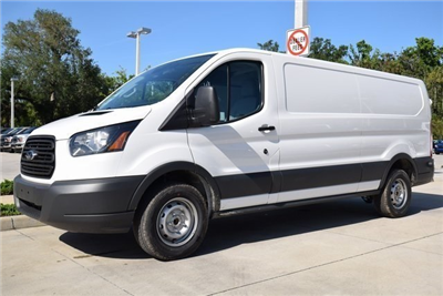 2017 Transit 150 Low Roof 4x2,  Upfitted Cargo Van #RB46044 - photo 5