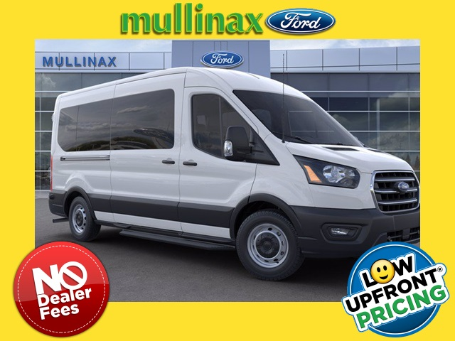2020 Ford Transit 350 Med Roof 4x2, Passenger Wagon #RB53019 - photo 1