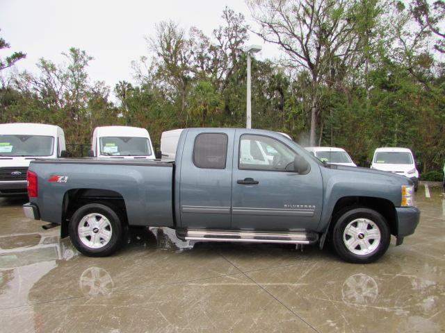 2010 Silverado 1500 Extended Cab 4x4, Pickup #STK177050 - photo 6