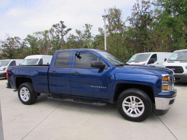 2014 Silverado 1500 Double Cab, Pickup #STK286414 - photo 9