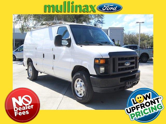 2013 Ford E-250 4x2, Upfitted Cargo Van #A34262 - photo 1