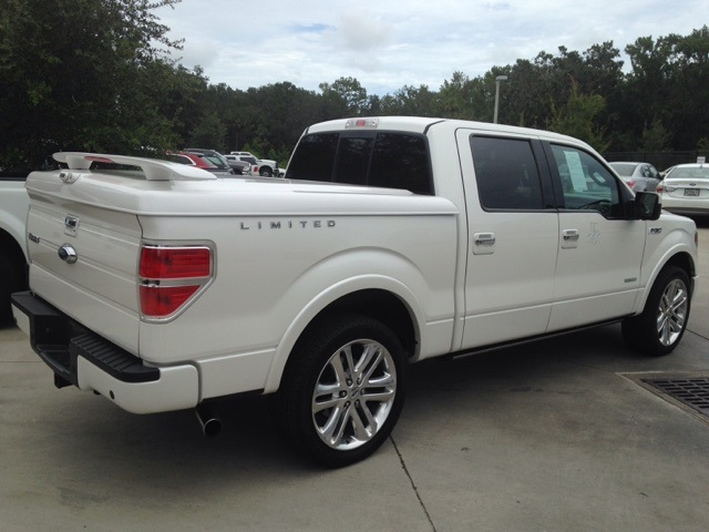 2013 F-150 SuperCrew Cab, Pickup #STKB16336 - photo 2