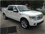 2013 F-150 SuperCrew Cab, Pickup #STKB16336 - photo 1