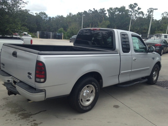 1999 F-150 Super Cab, Pickup #STKB70712 - photo 2