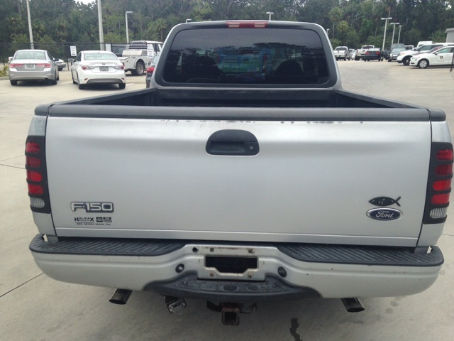 1999 F-150 Super Cab, Pickup #STKB70712 - photo 4