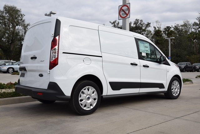 2018 Transit Connect, Cargo Van #T355078 - photo 4