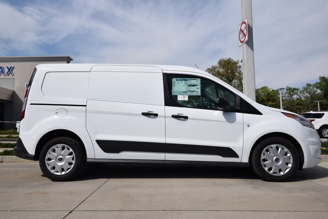 2018 Transit Connect, Cargo Van #T365435 - photo 3