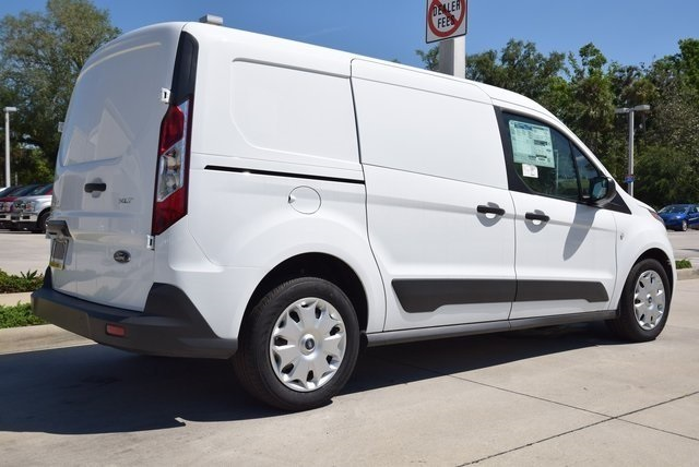 2018 Transit Connect, Cargo Van #T371194 - photo 3