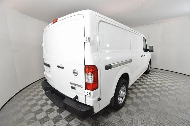 2012 Nissan NV3500 4x2, Empty Cargo Van #101166A - photo 1