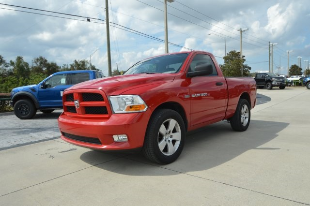 2012 Ram 1500 Regular Cab, Pickup #104778 - photo 7