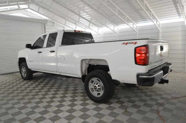 2015 Silverado 2500 Double Cab 4x4, Pickup #106598 - photo 14