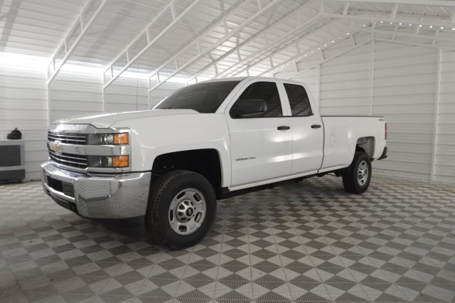 2015 Silverado 2500 Double Cab 4x4, Pickup #106598 - photo 11