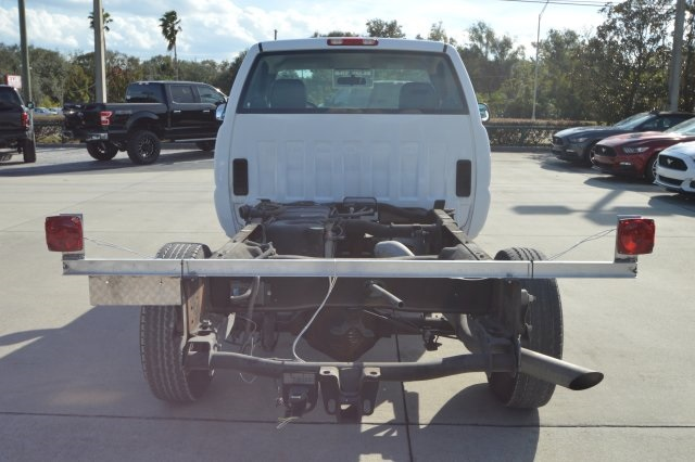 2007 Silverado 2500 Regular Cab 4x4 Cab Chassis #127458C - photo 4