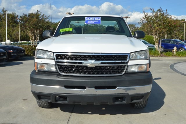 2007 Silverado 2500 Regular Cab 4x4 Cab Chassis #127458C - photo 8
