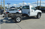 2007 Silverado 2500 Regular Cab 4x4 Cab Chassis #127458C - photo 1