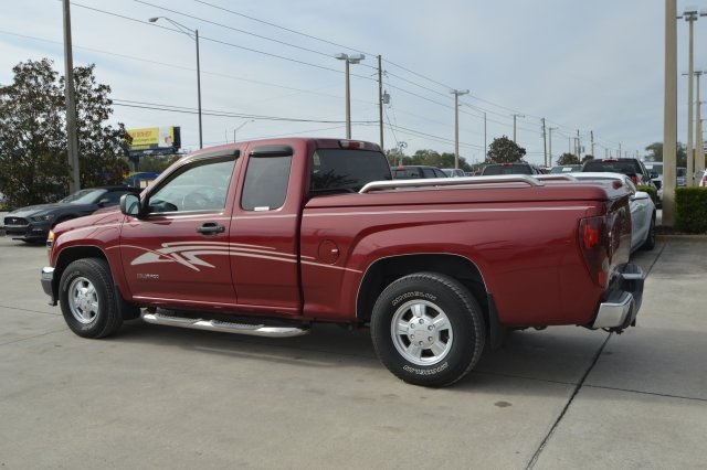 2004 Colorado Extended Cab Pickup #127915 - photo 5