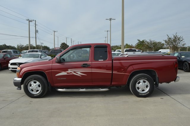 2004 Colorado Extended Cab Pickup #127915 - photo 6