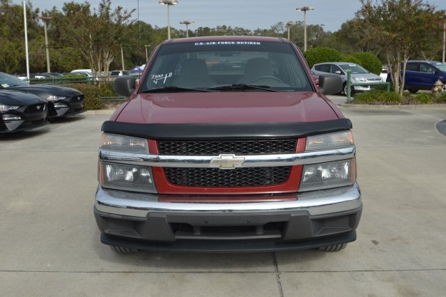 2004 Colorado Extended Cab Pickup #127915 - photo 8