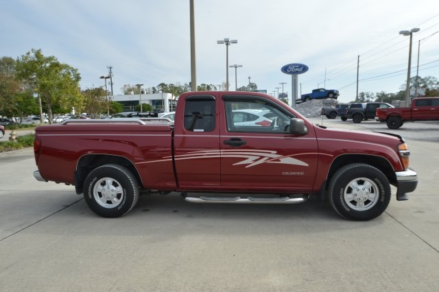 2004 Colorado Extended Cab Pickup #127915 - photo 2