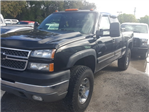 2005 Silverado 2500 Extended Cab 4x4, Pickup #128587 - photo 1