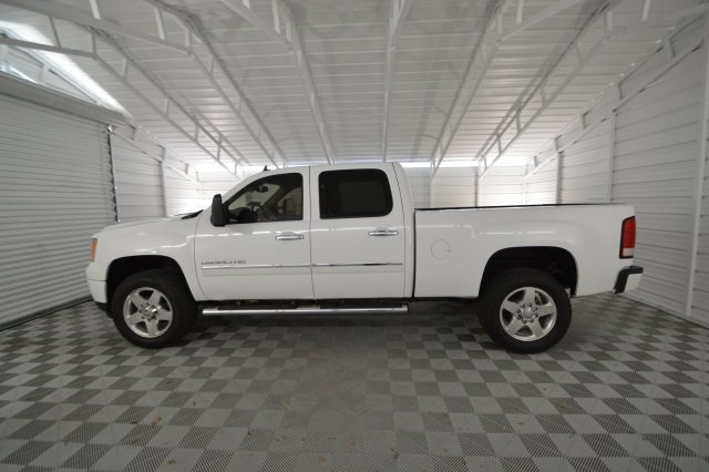 2012 Sierra 2500 Crew Cab 4x4, Pickup #133576M - photo 8