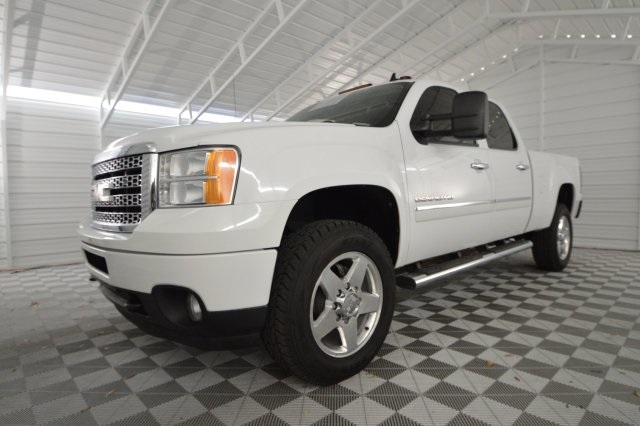2012 Sierra 2500 Crew Cab 4x4, Pickup #133576M - photo 9