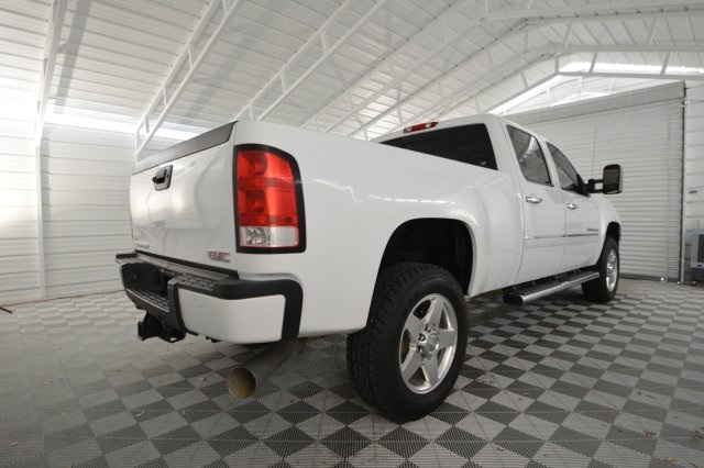 2012 Sierra 2500 Crew Cab 4x4, Pickup #133576M - photo 2