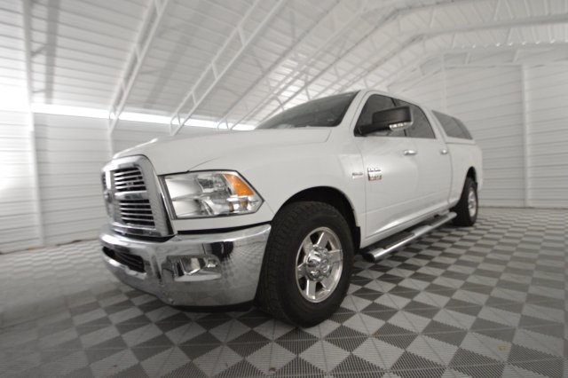 2012 Ram 2500 Crew Cab, Pickup #138827 - photo 11